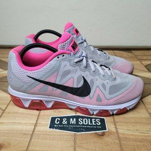Nike Max Air Tailwind 7 Gray Pink Waffle Sole